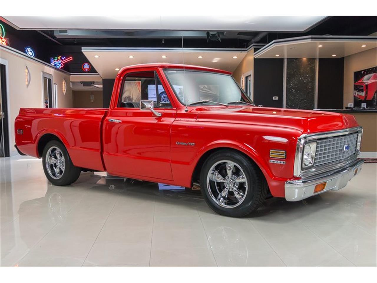 1972 Chevrolet C10 for sale in Plymouth, MI – photo 8