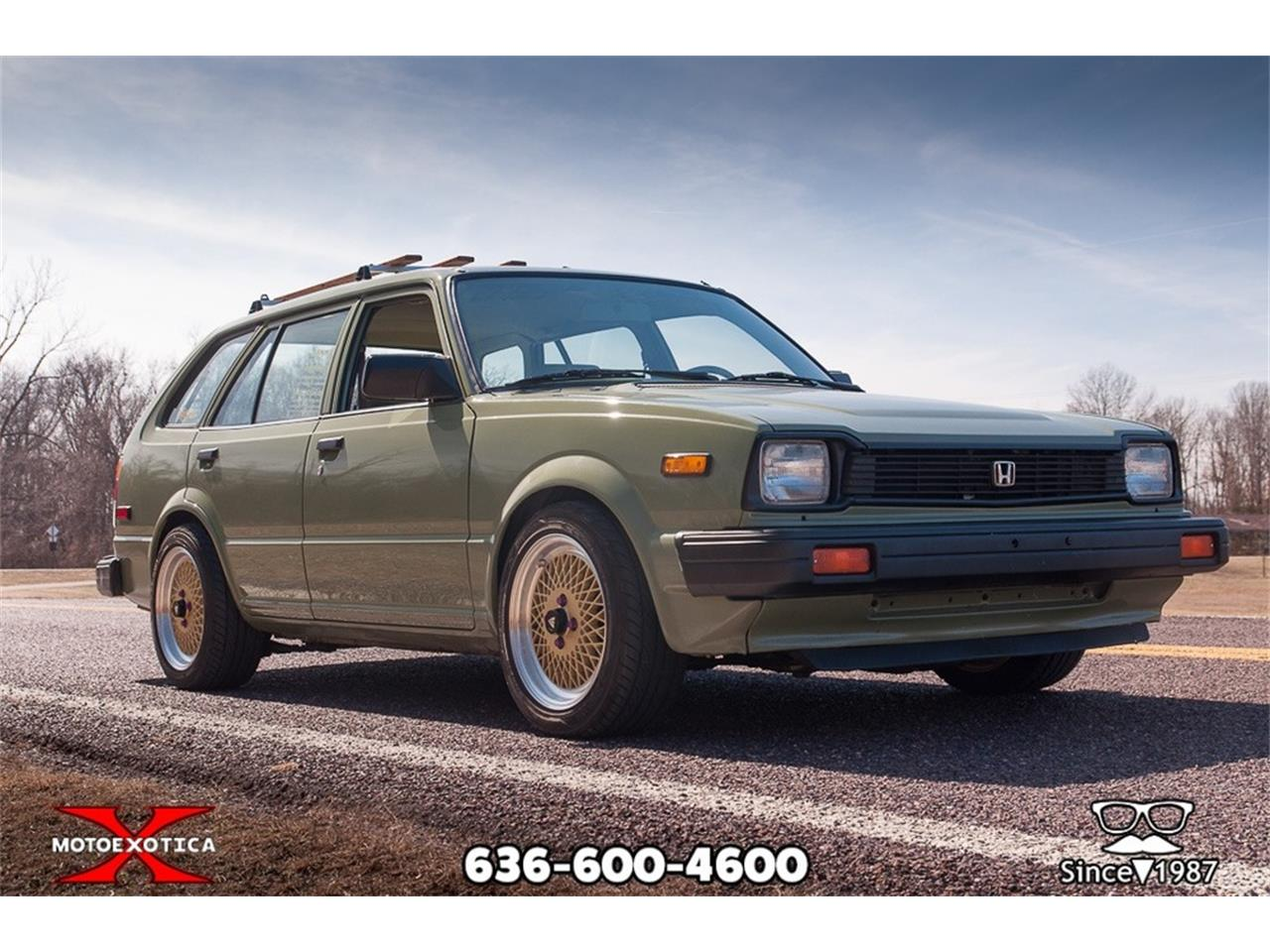 1983 Honda Civic Wagon for sale in St. Louis, MO – photo 9