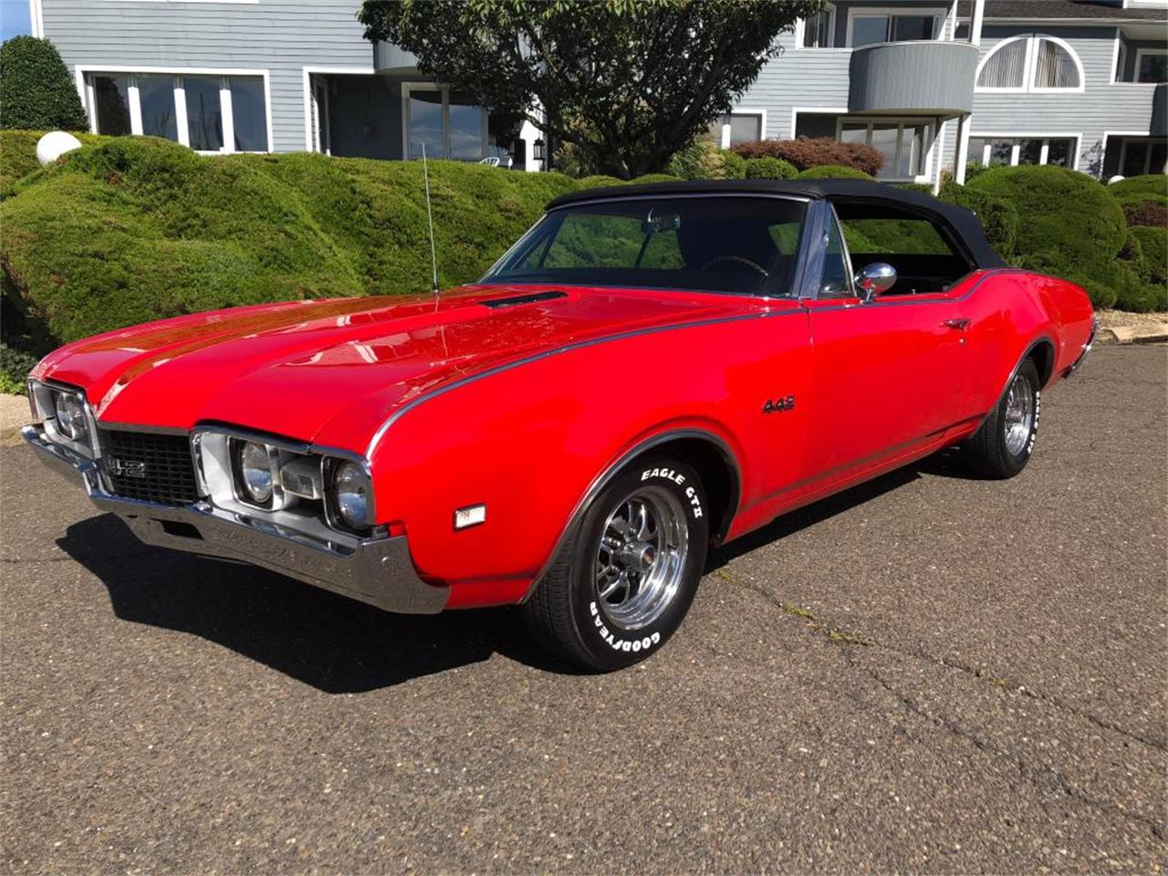 1968 Oldsmobile 442 for sale in Milford City, CT – photo 8