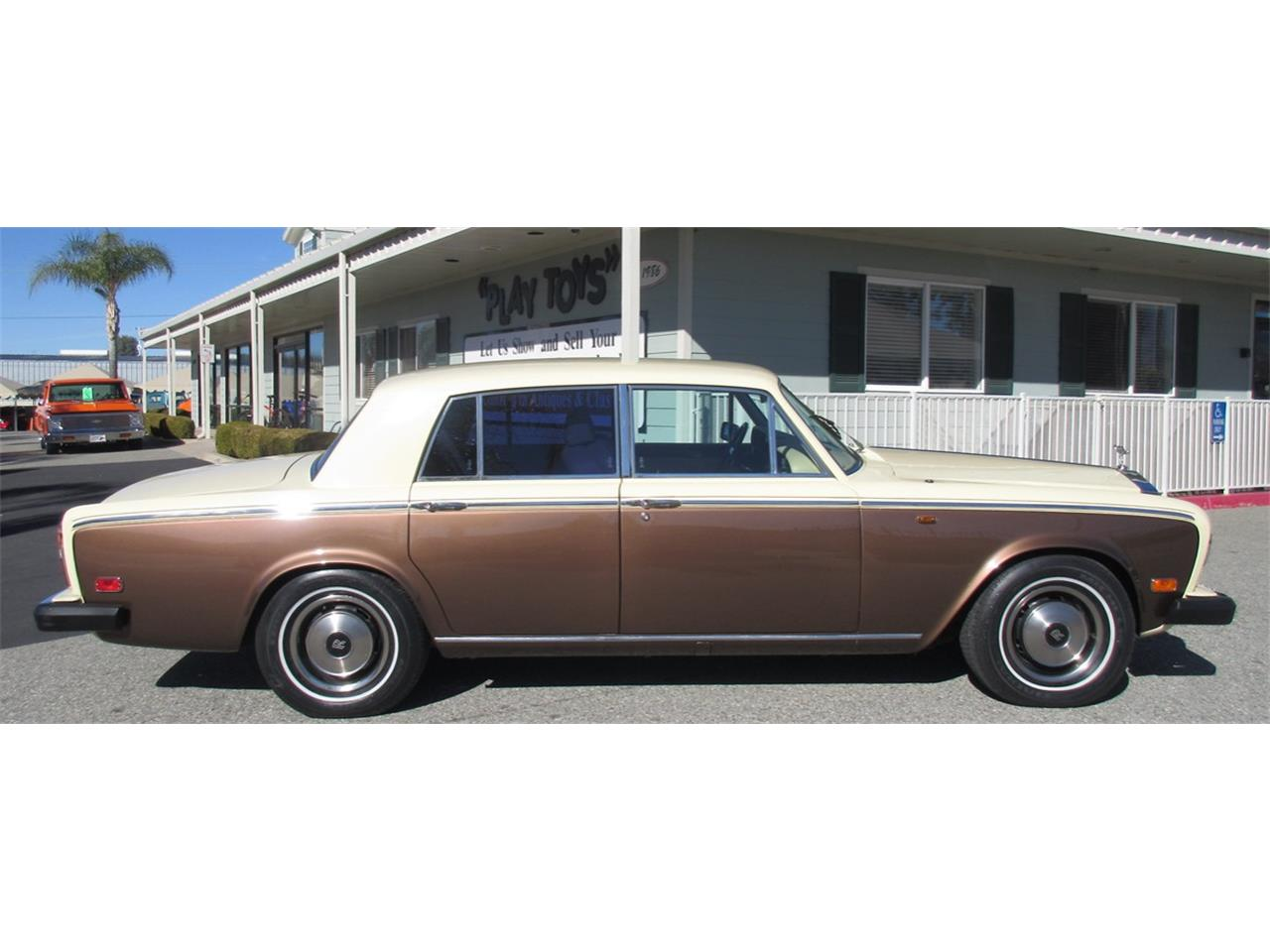 1978 Rolls-Royce Silver Cloud II for sale in Redlands, CA – photo 4