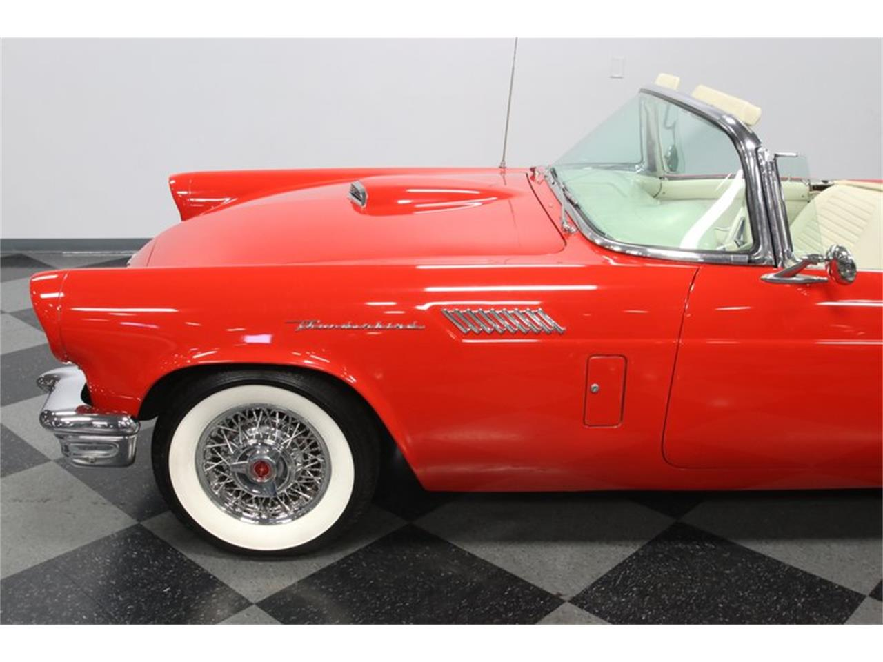 1957 Ford Thunderbird for sale in Concord, NC – photo 28