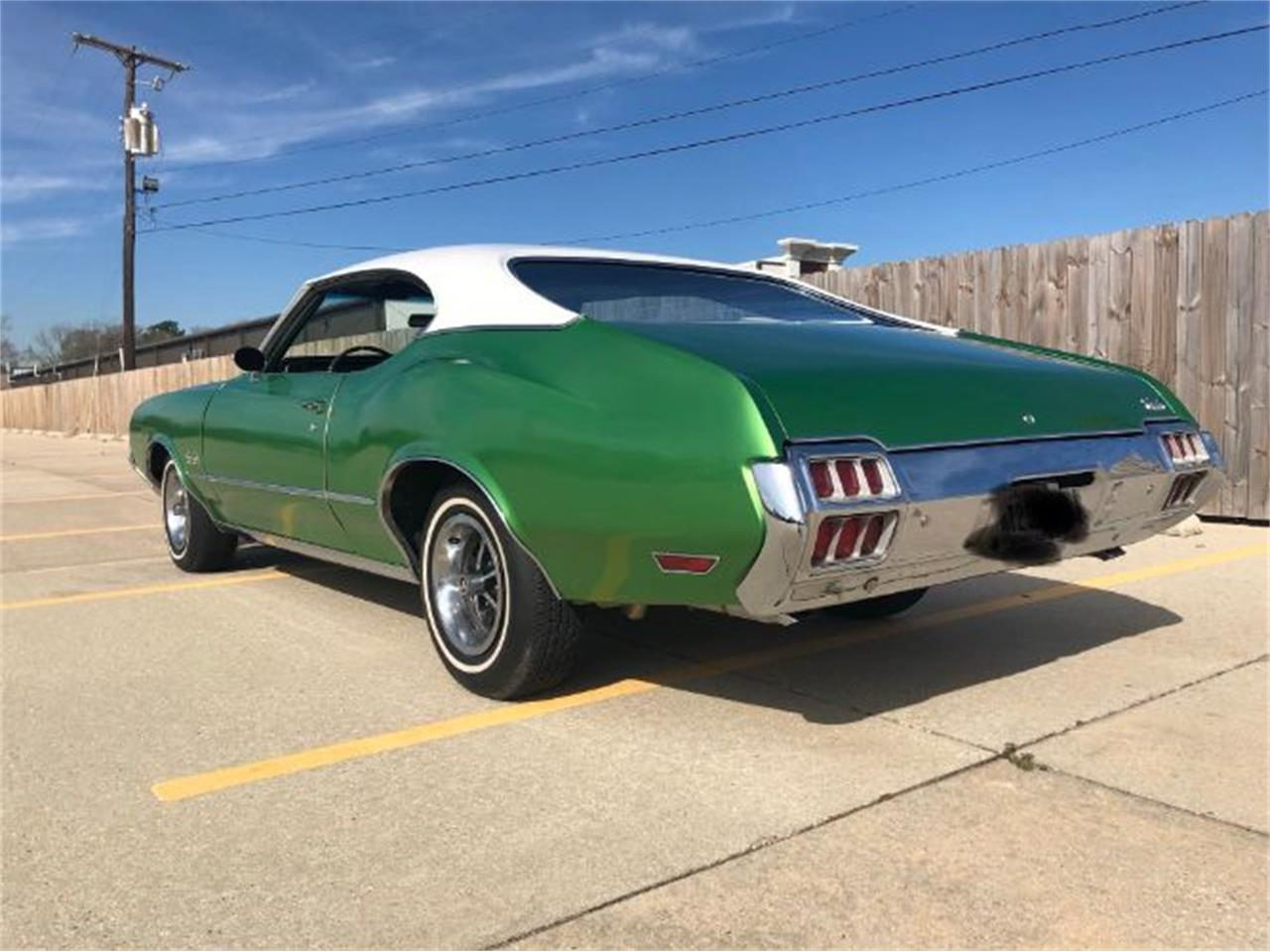 1972 Oldsmobile Cutlass for sale in Cadillac, MI – photo 3