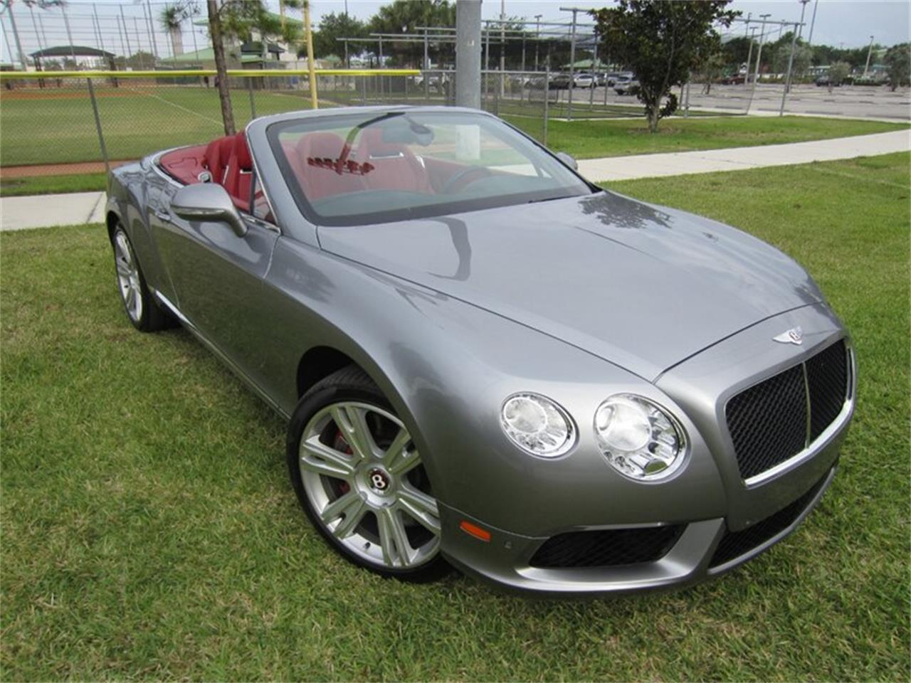 2013 Bentley Continental GTC V8 for sale in Delray Beach, FL – photo 2