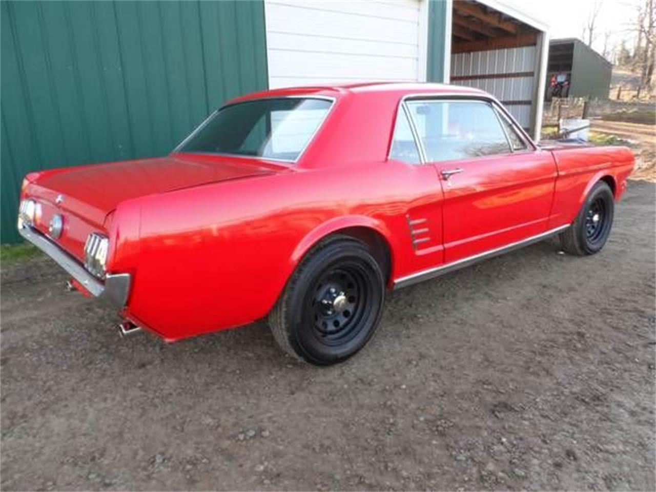 1966 Ford Mustang for sale in Cadillac, MI – photo 11
