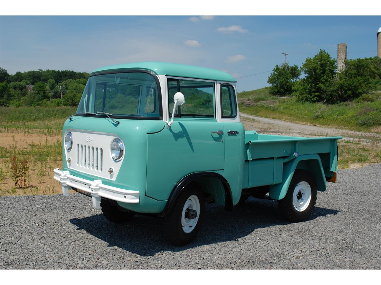 Jeep Fc For Sale >> 1957 Jeep Fc 150 For Sale In Mars Pa Classiccarsbay Com