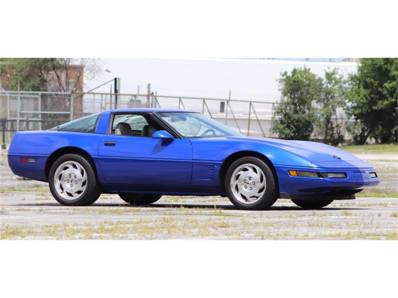 1995 Chevrolet Corvette for sale in Alsip, IL – photo 67