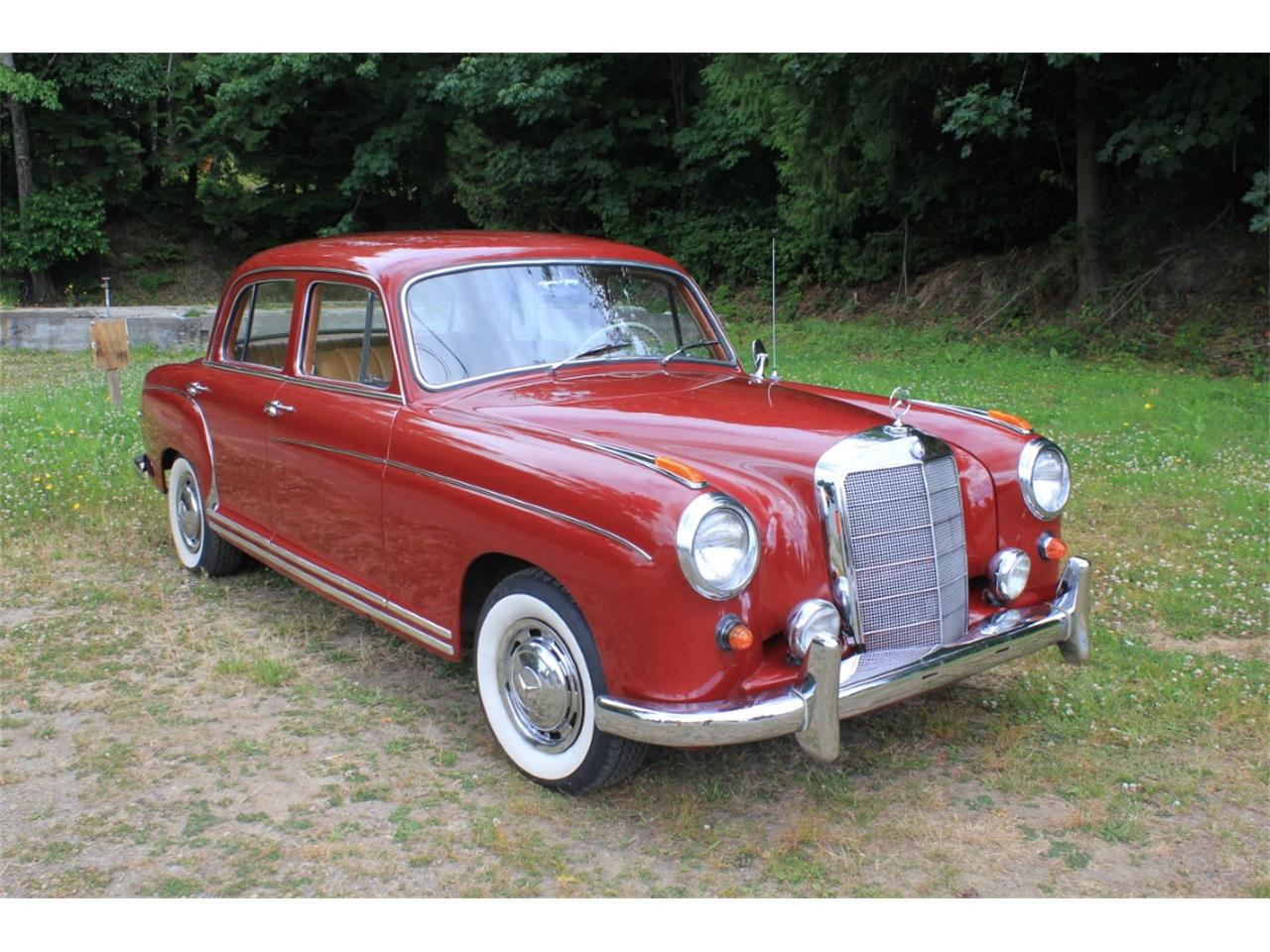 1959 mercedes benz 220 for sale in tacoma wa classiccarsbay com classiccarsbay