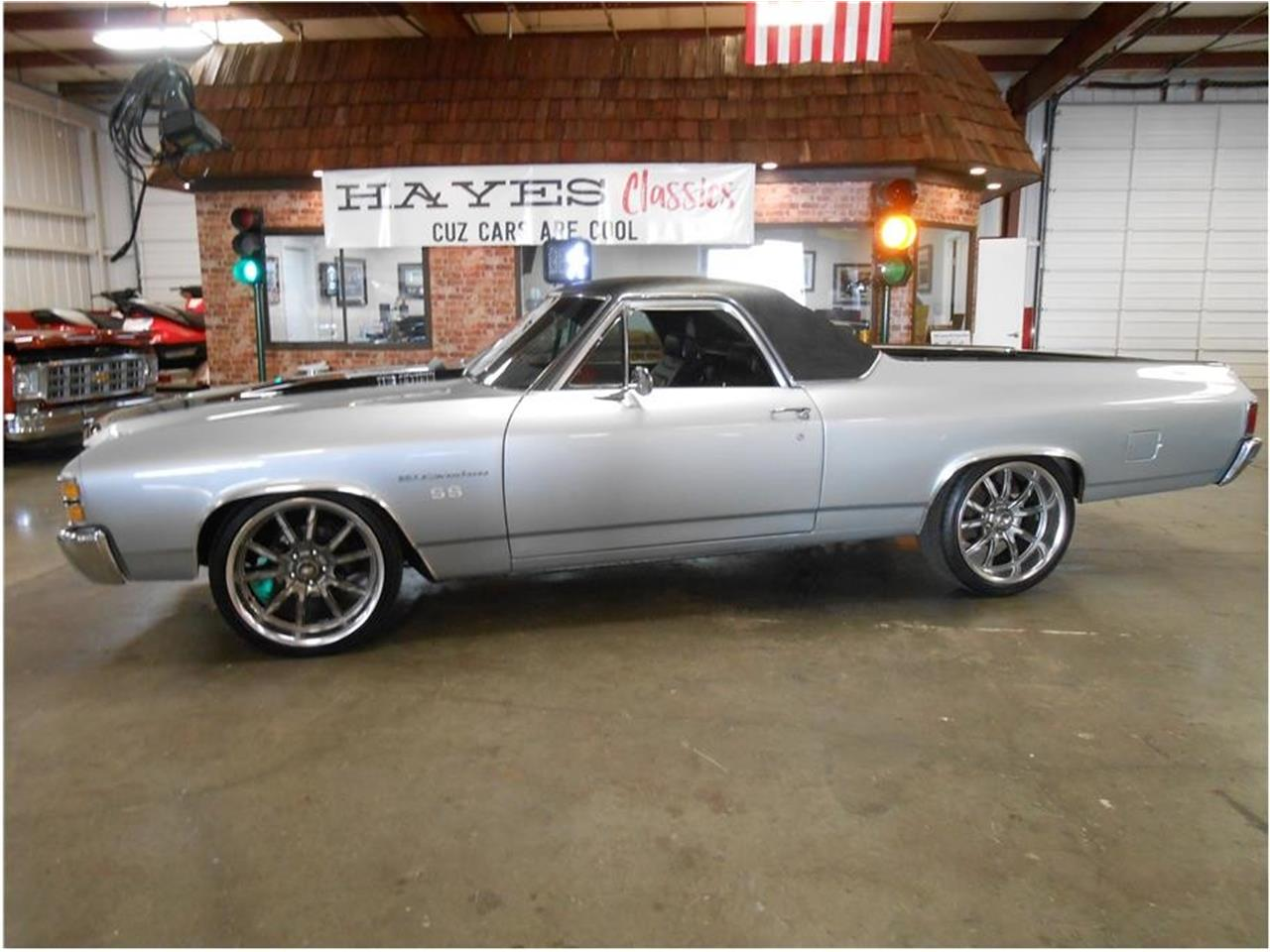 1971 Chevrolet El Camino for sale in Roseville, CA