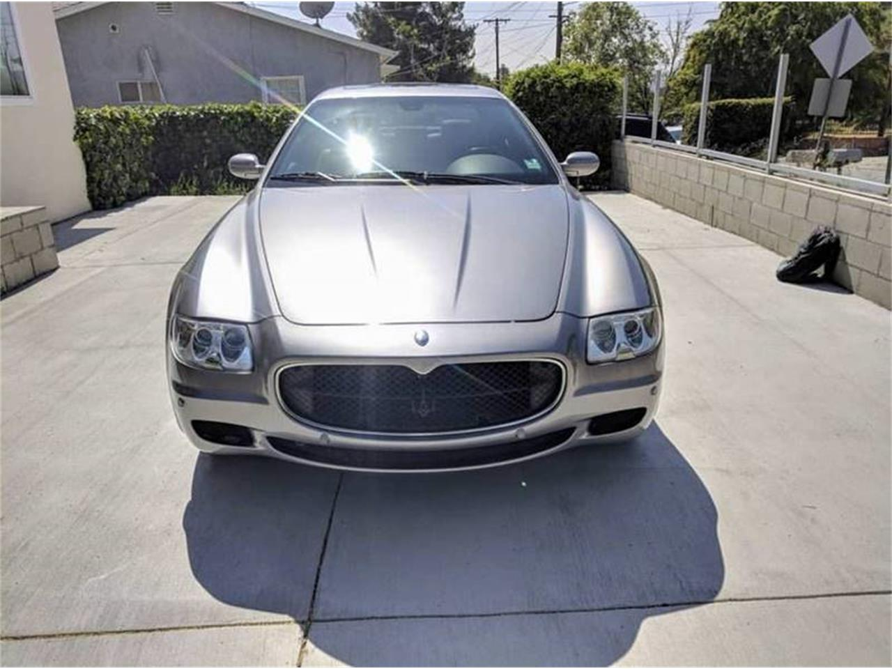 2007 Maserati Quattroporte for sale in Long Island, NY – photo 3