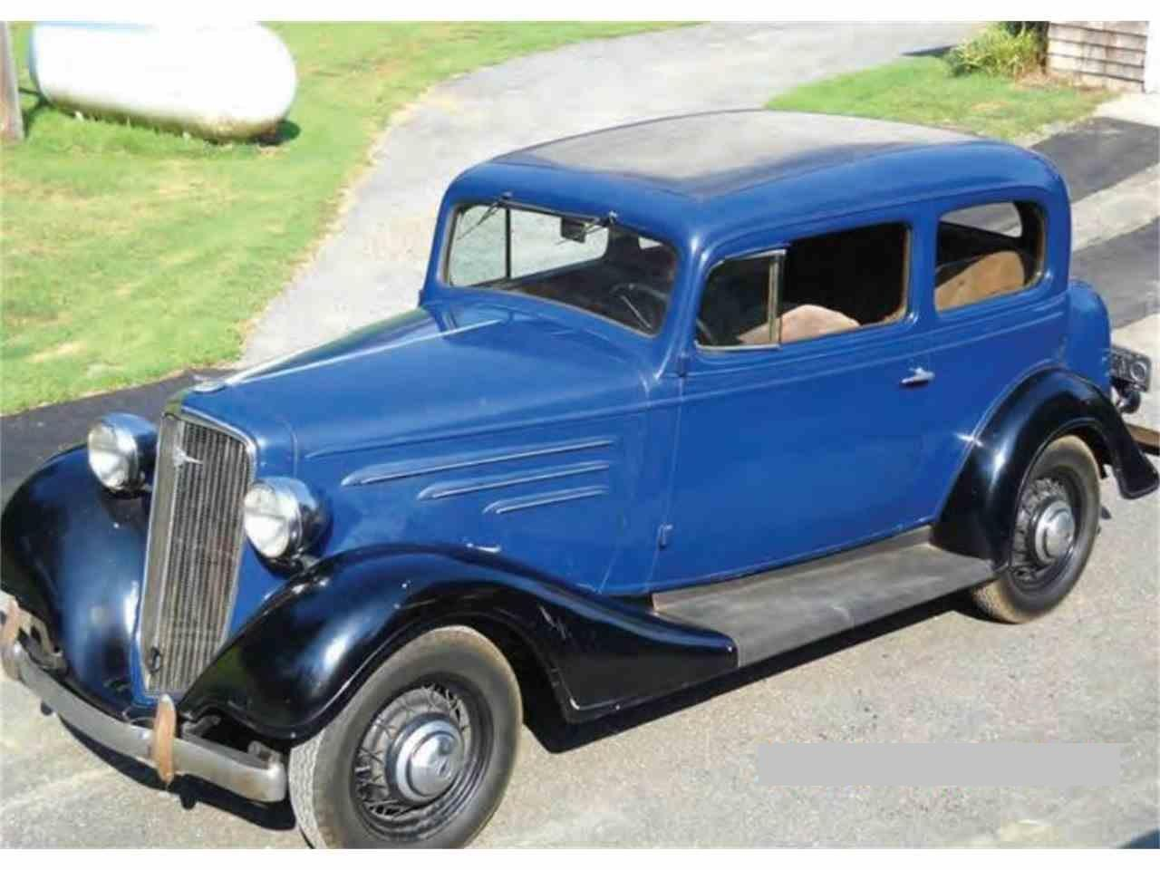 1934 Chevrolet Master for sale in Rigby, ID
