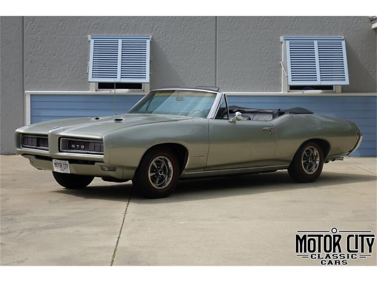 1968 Pontiac GTO for sale in Vero Beach, FL – photo 7