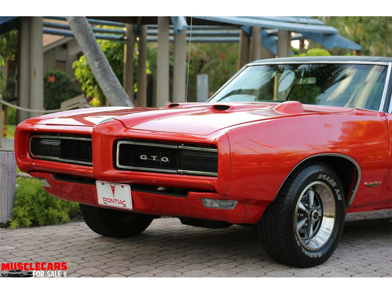 1968 Pontiac GTO for sale in Fort Myers, FL – photo 85