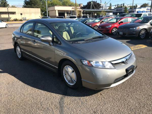 2007 HONDA CIVIC HYBRID SUPER CLEAN for sale in Eugene, OR – photo 2
