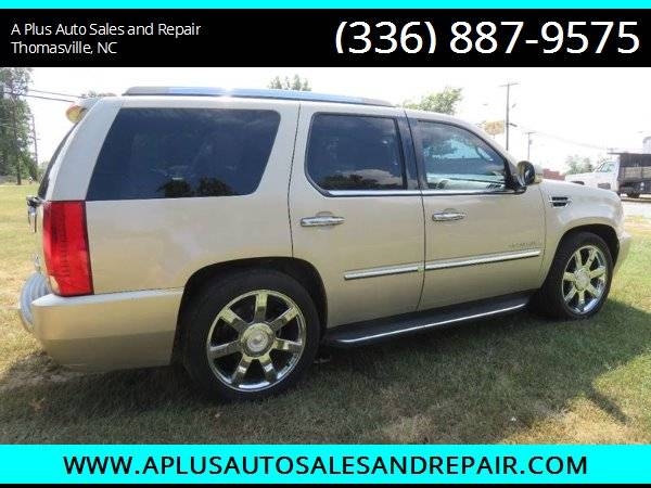 2009 Cadillac Escalade Base AWD 4dr SUV for sale in Thomasville, NC – photo 5