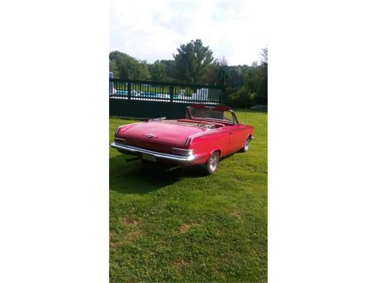 1963 Plymouth Valiant for sale in Cadillac, MI – photo 10