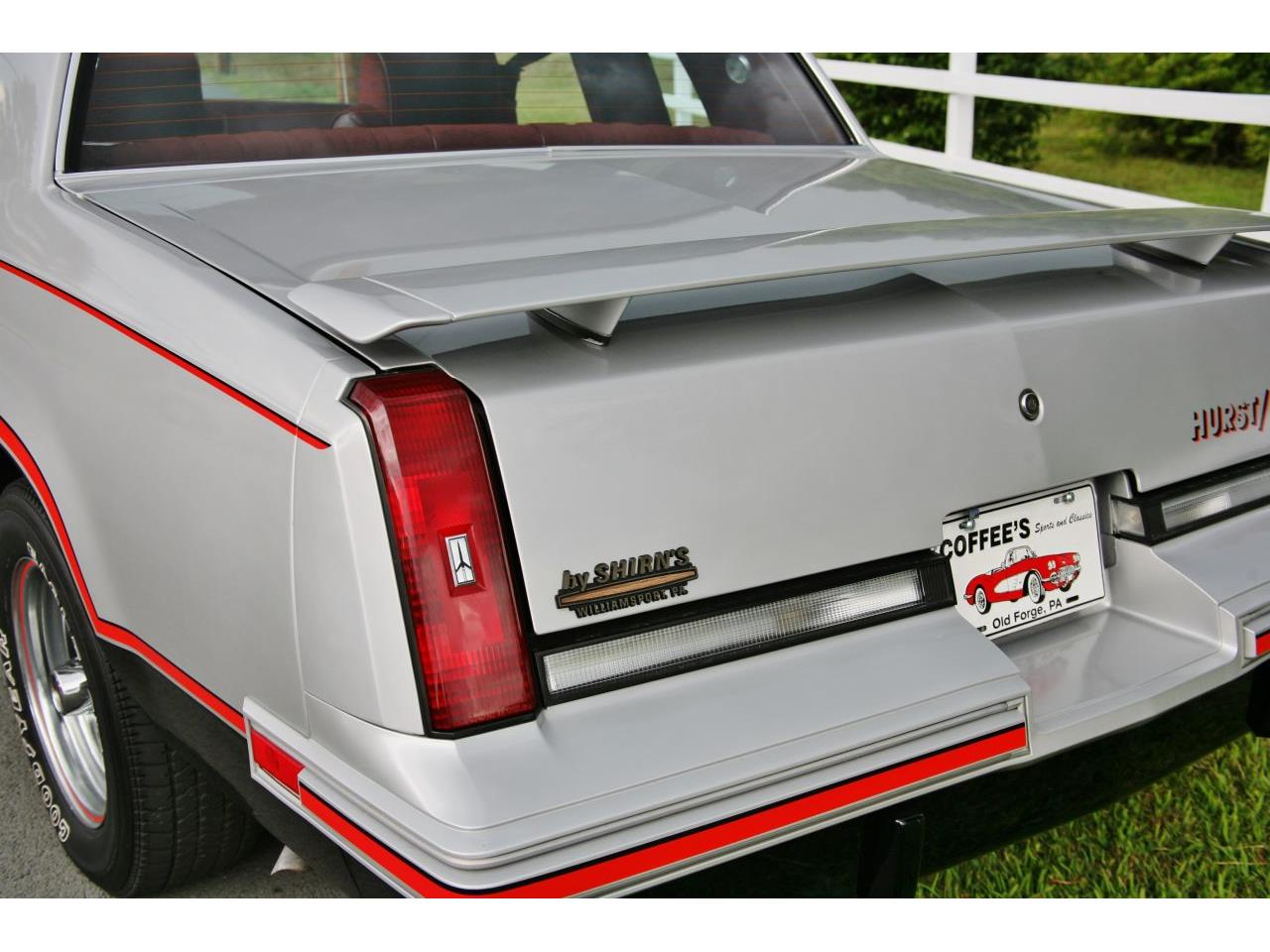 1984 Oldsmobile Cutlass for sale in Old Forge, PA – photo 28