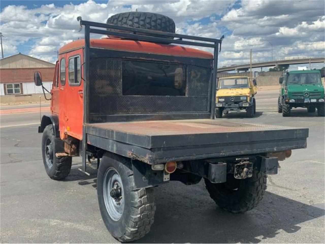 1965 Mercedes-Benz Unimog for sale in Cadillac, MI – photo 7