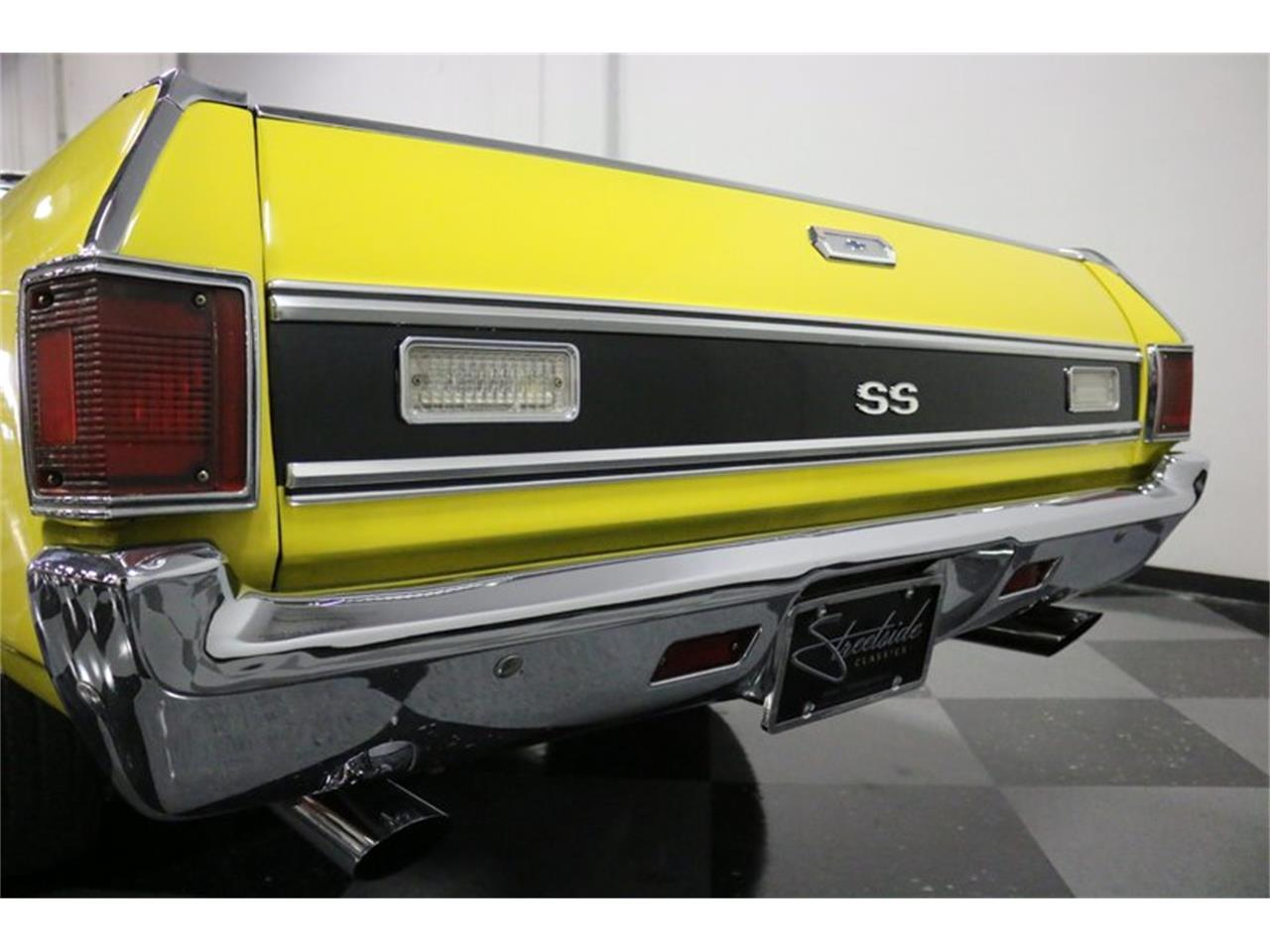 1970 Chevrolet El Camino for sale in Ft Worth, TX – photo 68