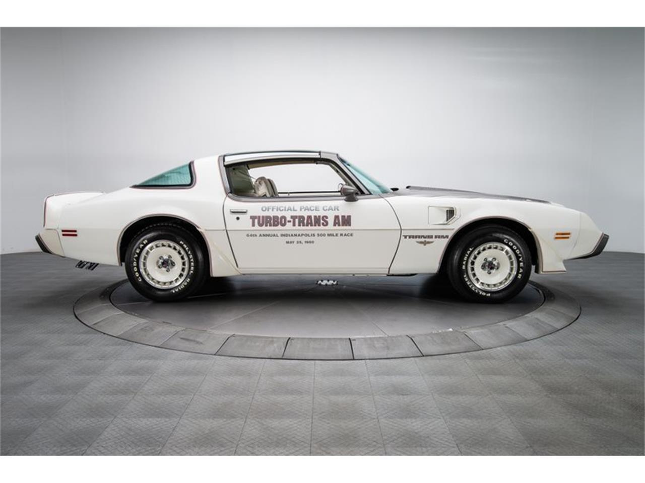 1980 Pontiac Firebird Trans Am Turbo Indy Pace Car Edition for sale in Charlotte, NC – photo 5