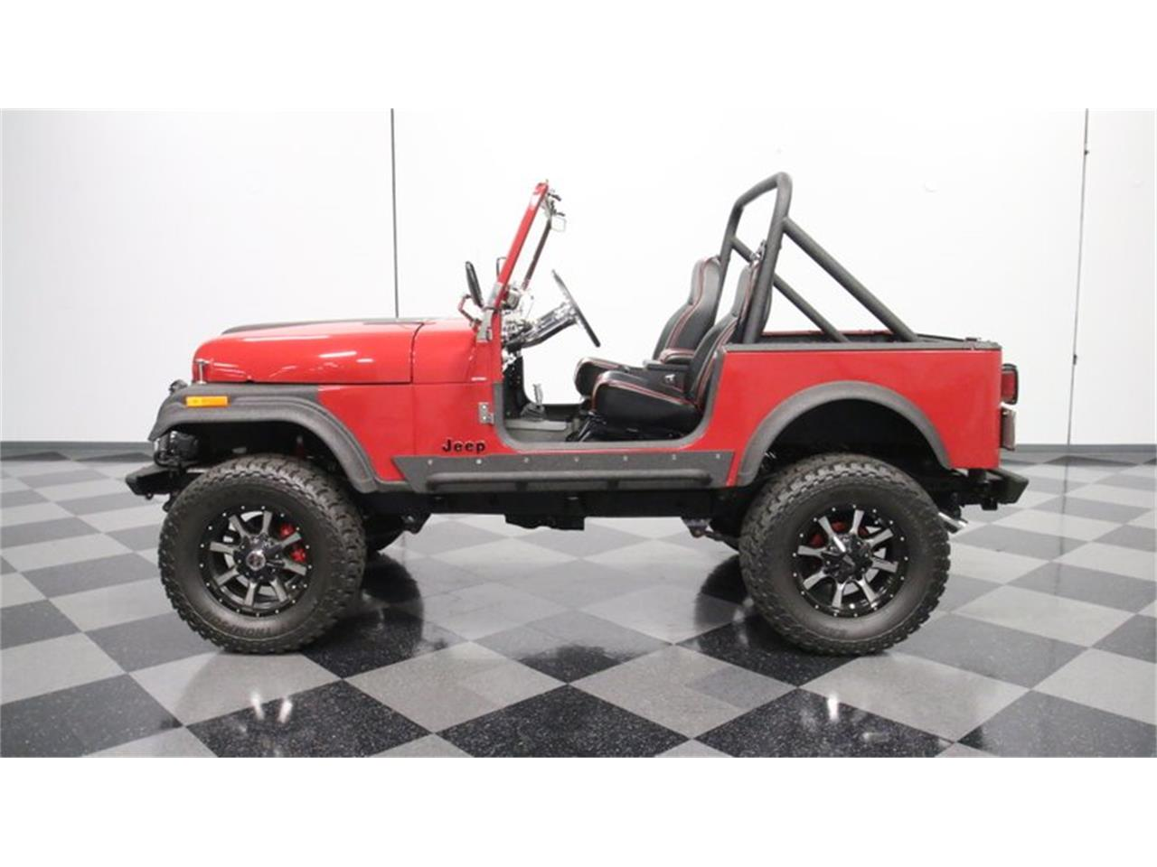 1982 Jeep CJ7 for sale in Lithia Springs, GA – photo 7