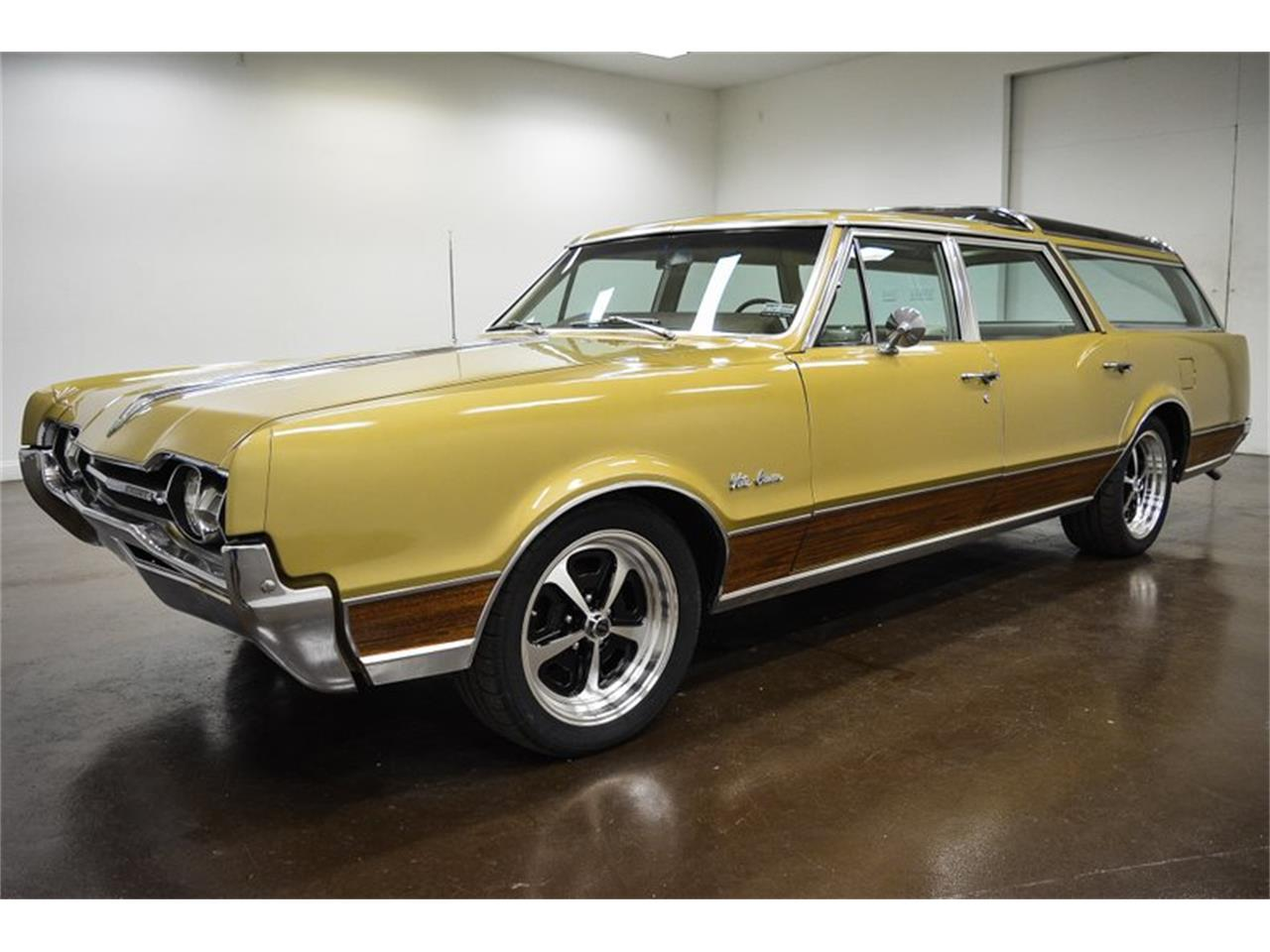 1967 Oldsmobile Vista Cruiser for sale in Sherman, TX – photo 3