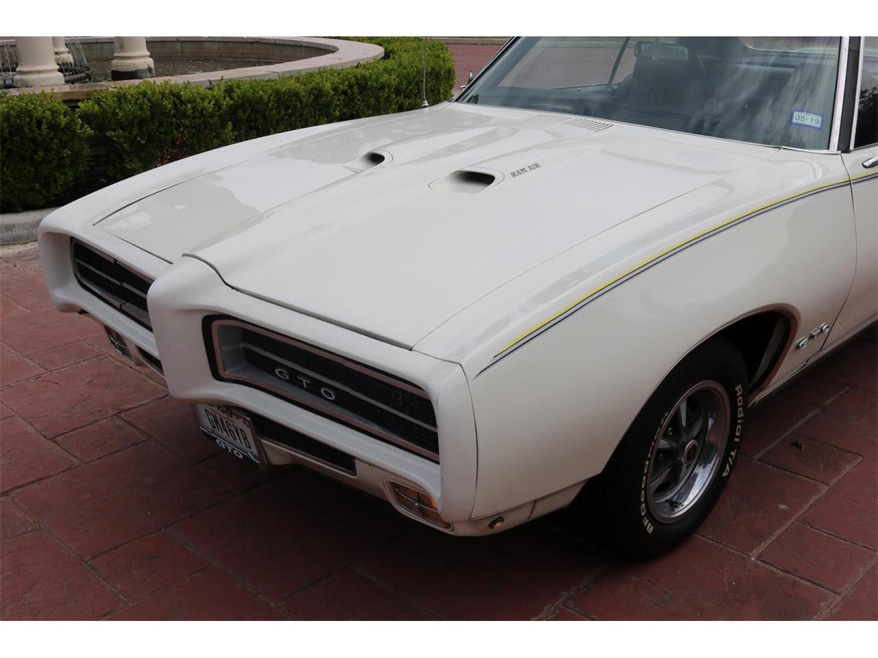 1969 Pontiac GTO for sale in Conroe, TX – photo 9