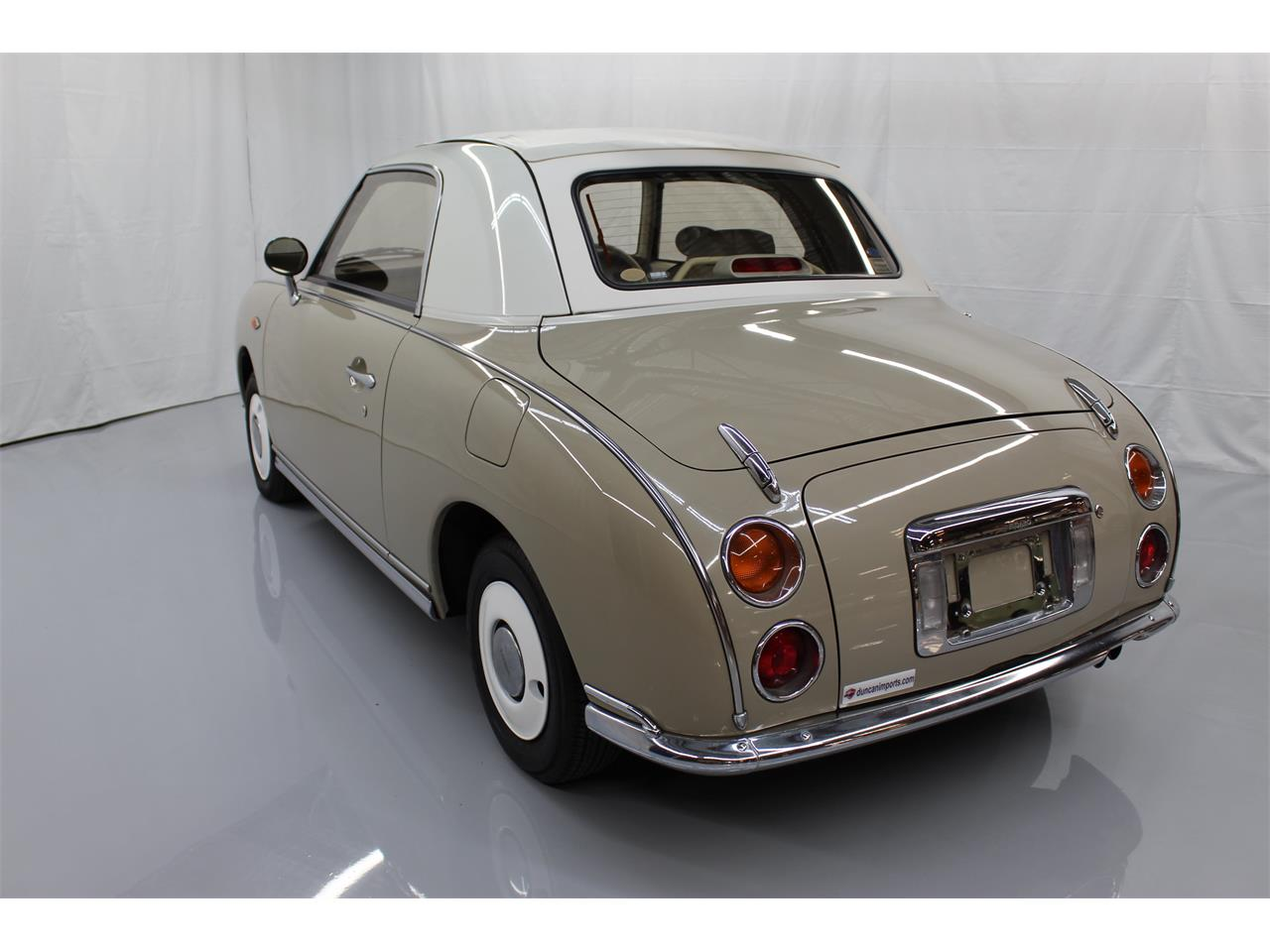 1991 Nissan Figaro for sale in Christiansburg, VA – photo 7