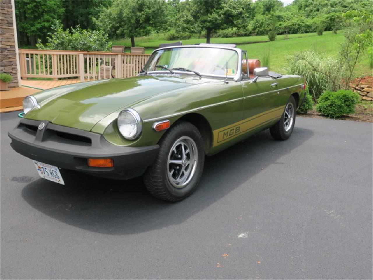 1975 MG MGB for sale in Leesburg, VA – photo 6
