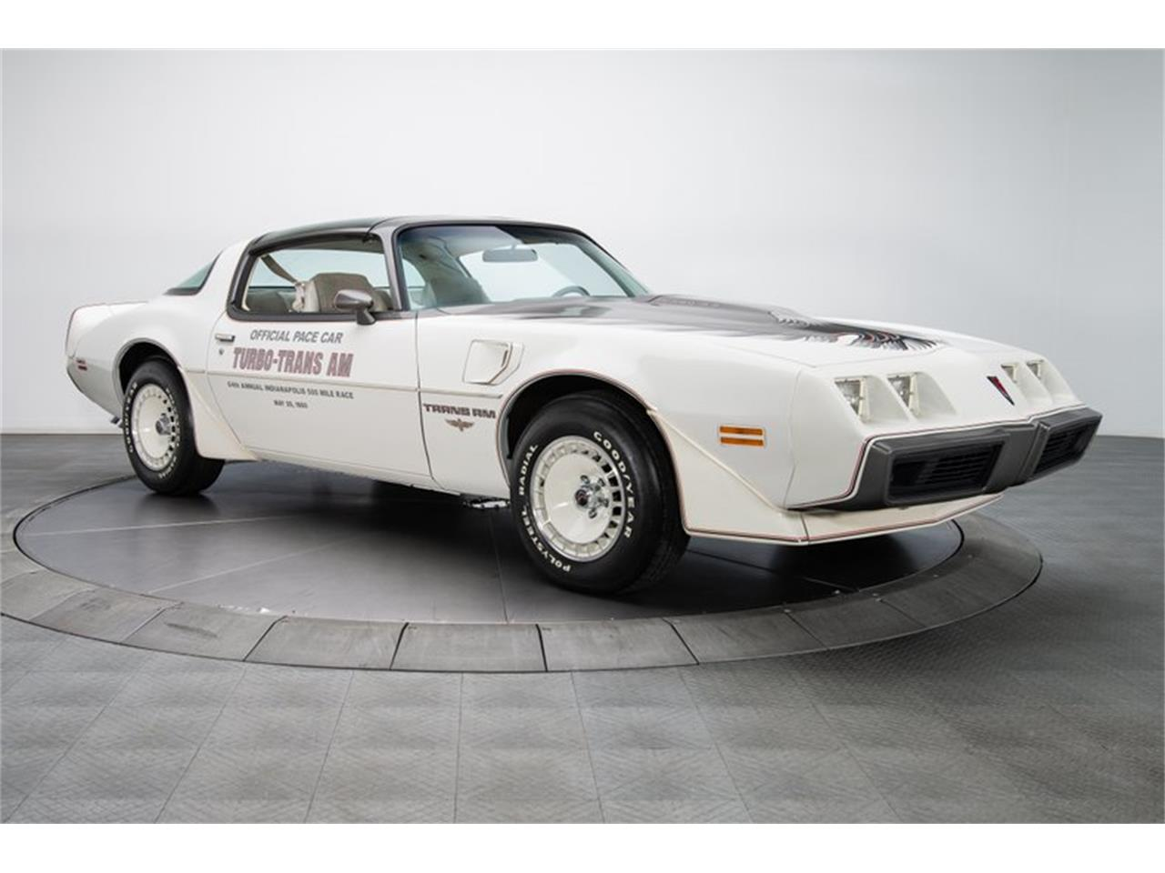 1980 Pontiac Firebird Trans Am Turbo Indy Pace Car Edition for sale in Charlotte, NC – photo 3