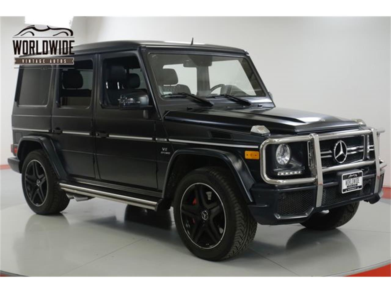 2014 Mercedes-Benz G63 for sale in Denver , CO – photo 5