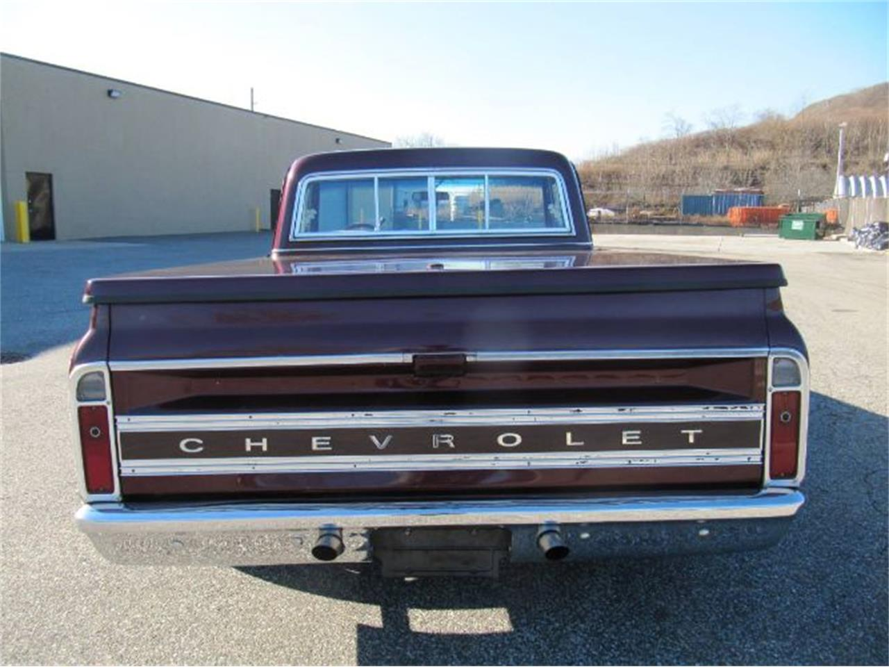 1972 Chevrolet C10 for sale in Cadillac, MI – photo 15
