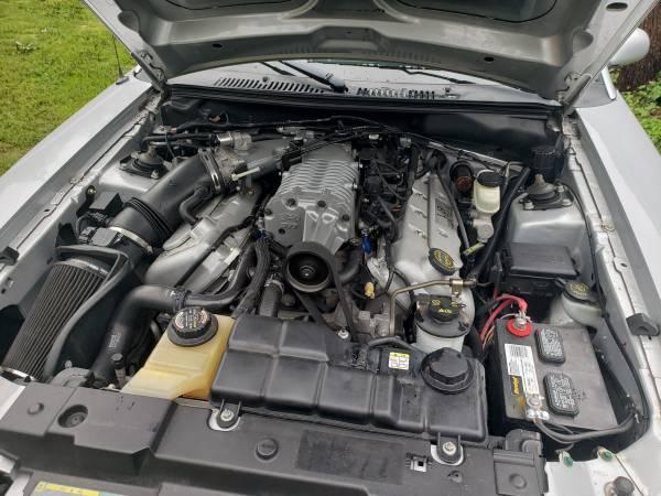 Terminator Mustang Top Speed