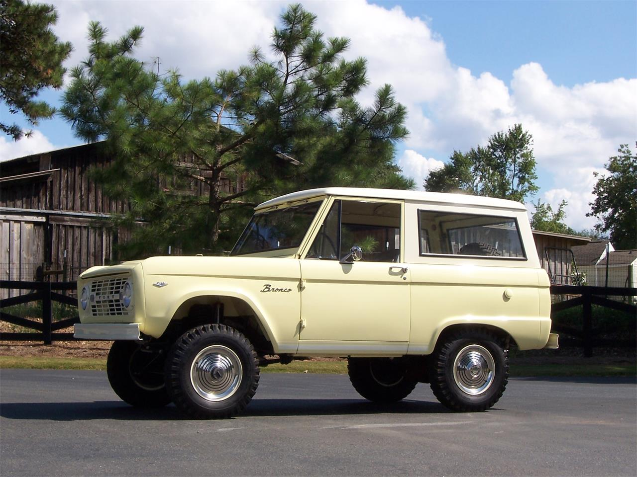 1966 Ford Bronco for sale in Alpharetta, GA – photo 30