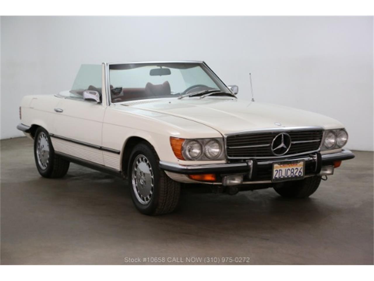 Mercedes Benz Beverly Hills >> 1972 Mercedes Benz 450sl For Sale In Beverly Hills Ca