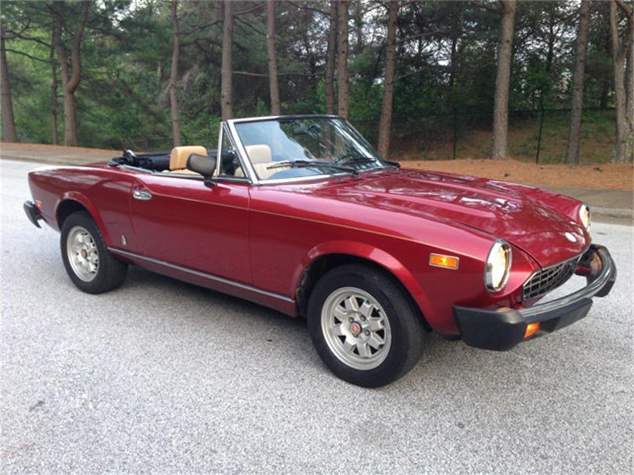 1982 Fiat 124 for sale in Duluth, GA