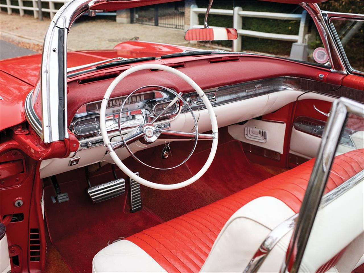 1958 Cadillac Eldorado Biarritz for sale in Essen, Other – photo 4