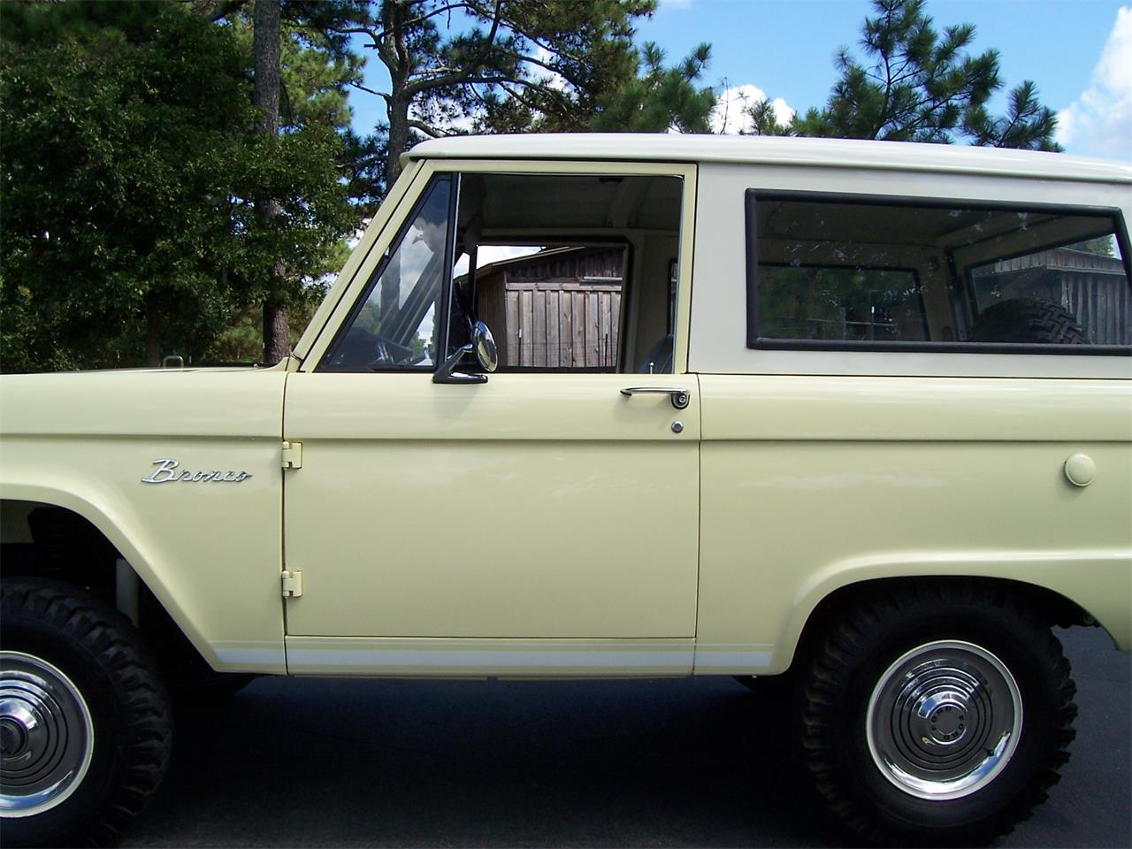1966 Ford Bronco for sale in Alpharetta, GA – photo 18