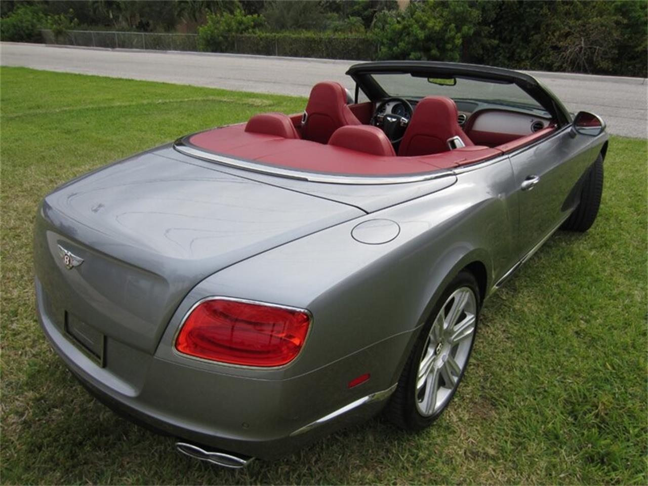 2013 Bentley Continental GTC V8 for sale in Delray Beach, FL – photo 3