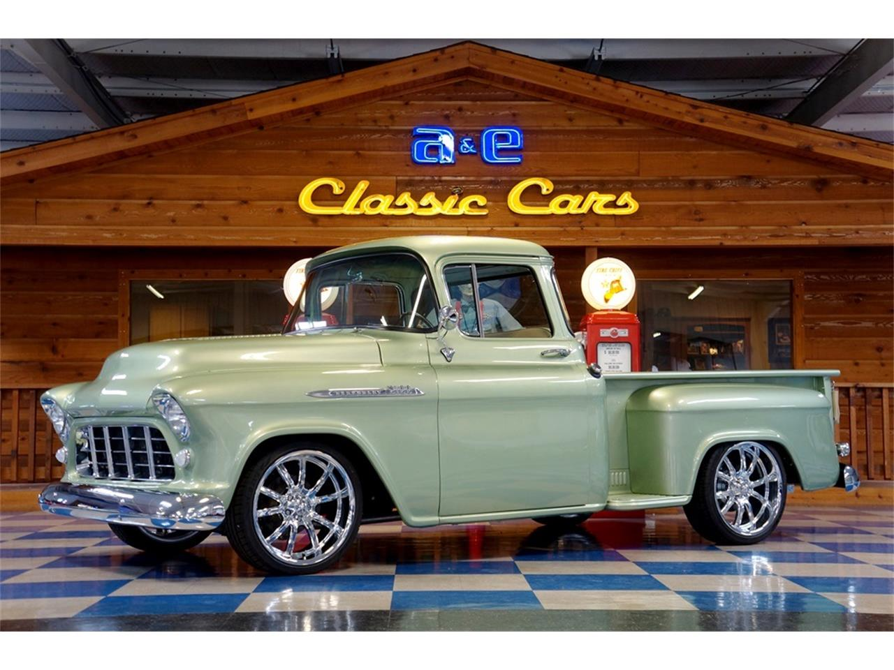 1956 Chevrolet 3100 for sale in New Braunfels, TX