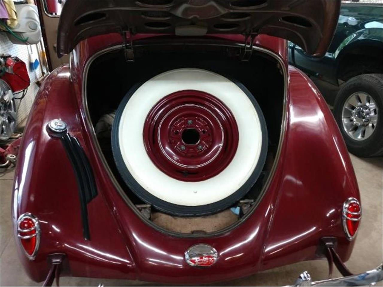 1938 Lincoln Zephyr for sale in Cadillac, MI – photo 10