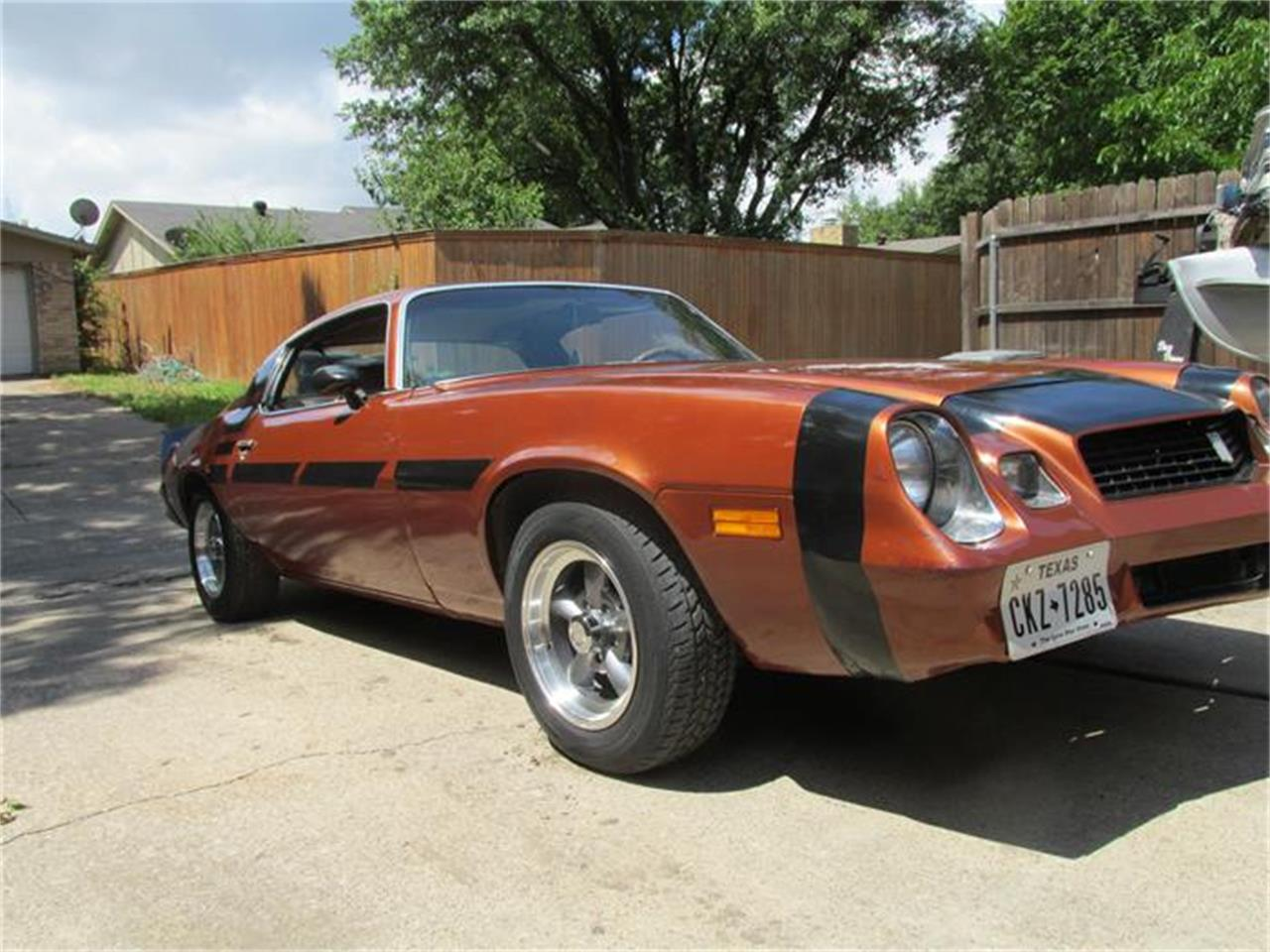 1980 Chevrolet Camaro for sale in Dallas, TX – photo 9