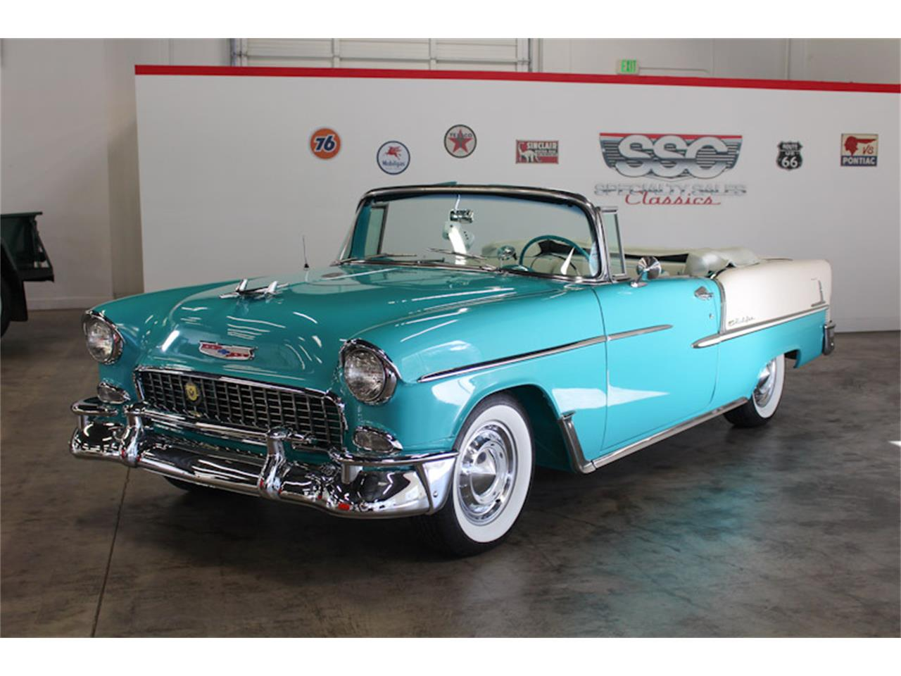 1955 Chevrolet Bel Air for sale in Fairfield, CA – photo 2