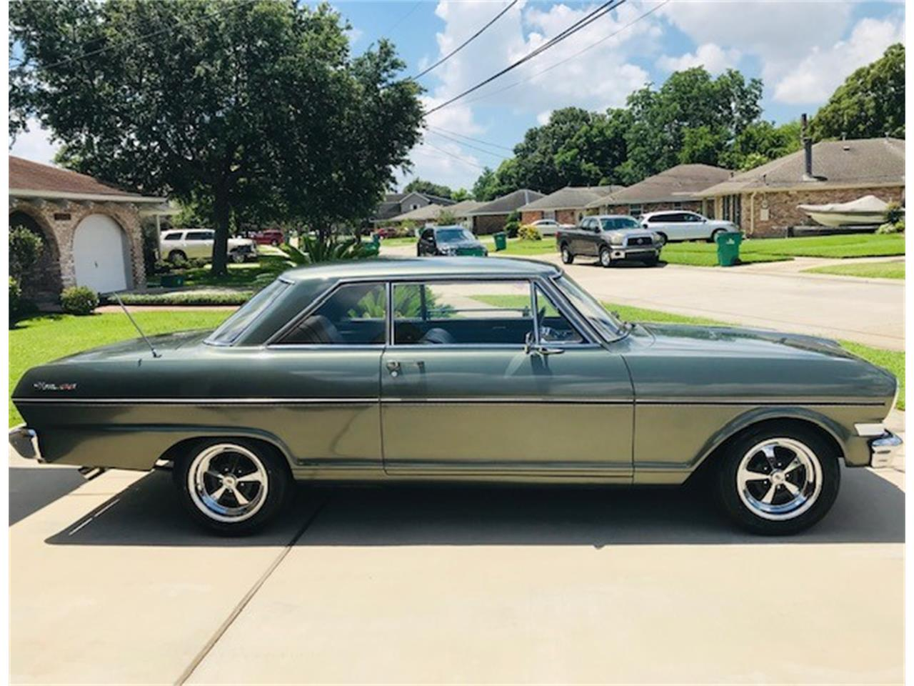 1963 Chevrolet Chevy II Nova SS for sale in Metairie, LA – photo 11