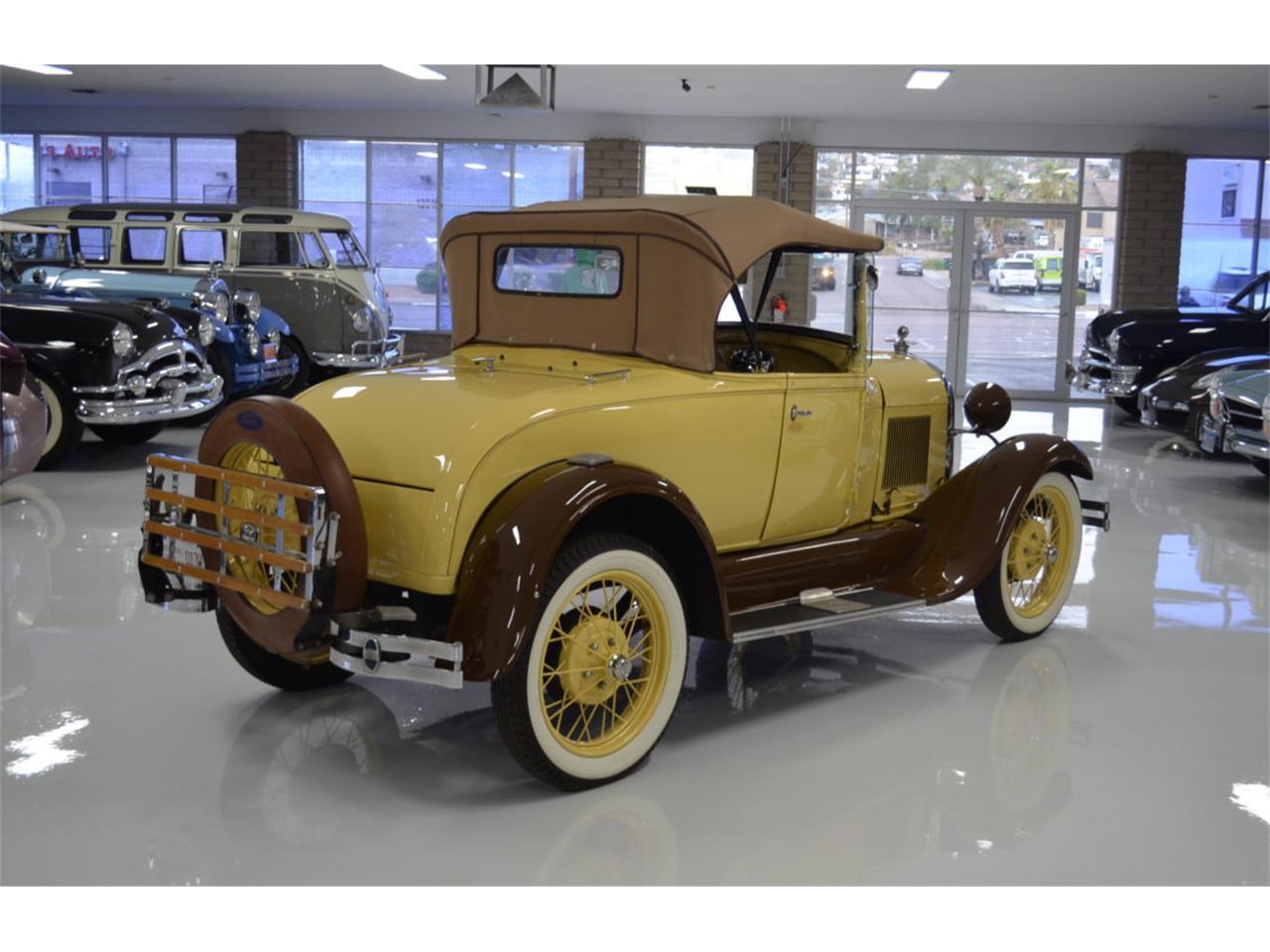 Ford Dealership Phoenix Az >> 1929 Ford Model A For Sale In Phoenix Az Classiccarsbay Com