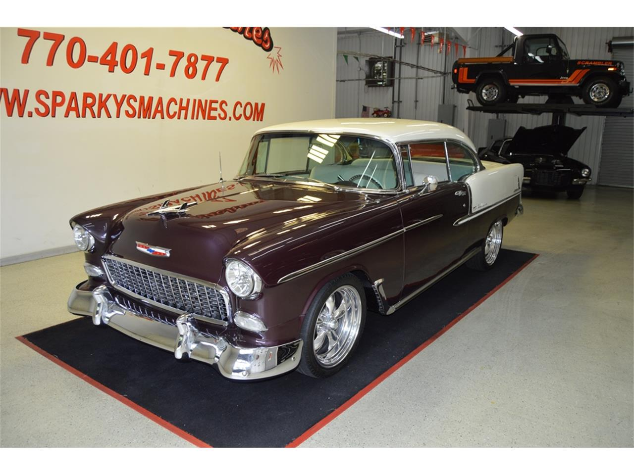 1955 Chevrolet Bel Air for sale in Loganville, GA – photo 2