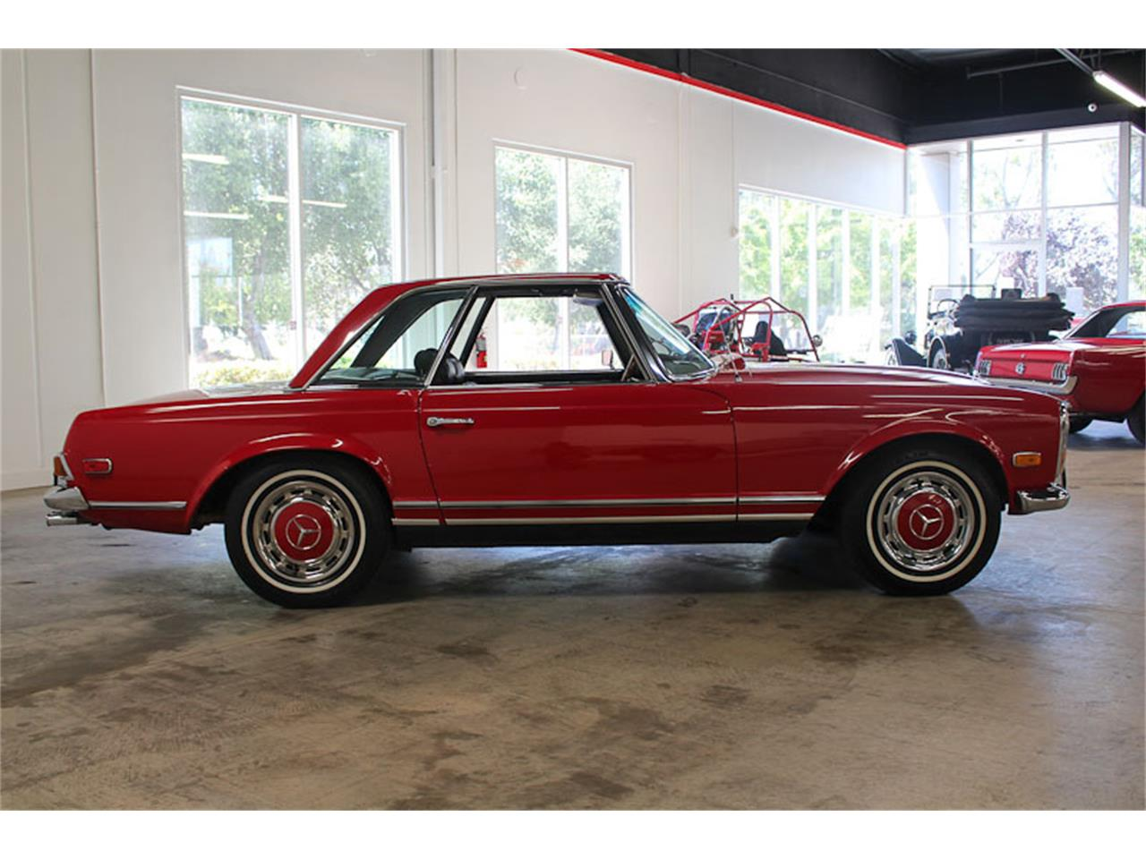 1970 Mercedes-Benz 280SL for sale in Fairfield, CA – photo 8