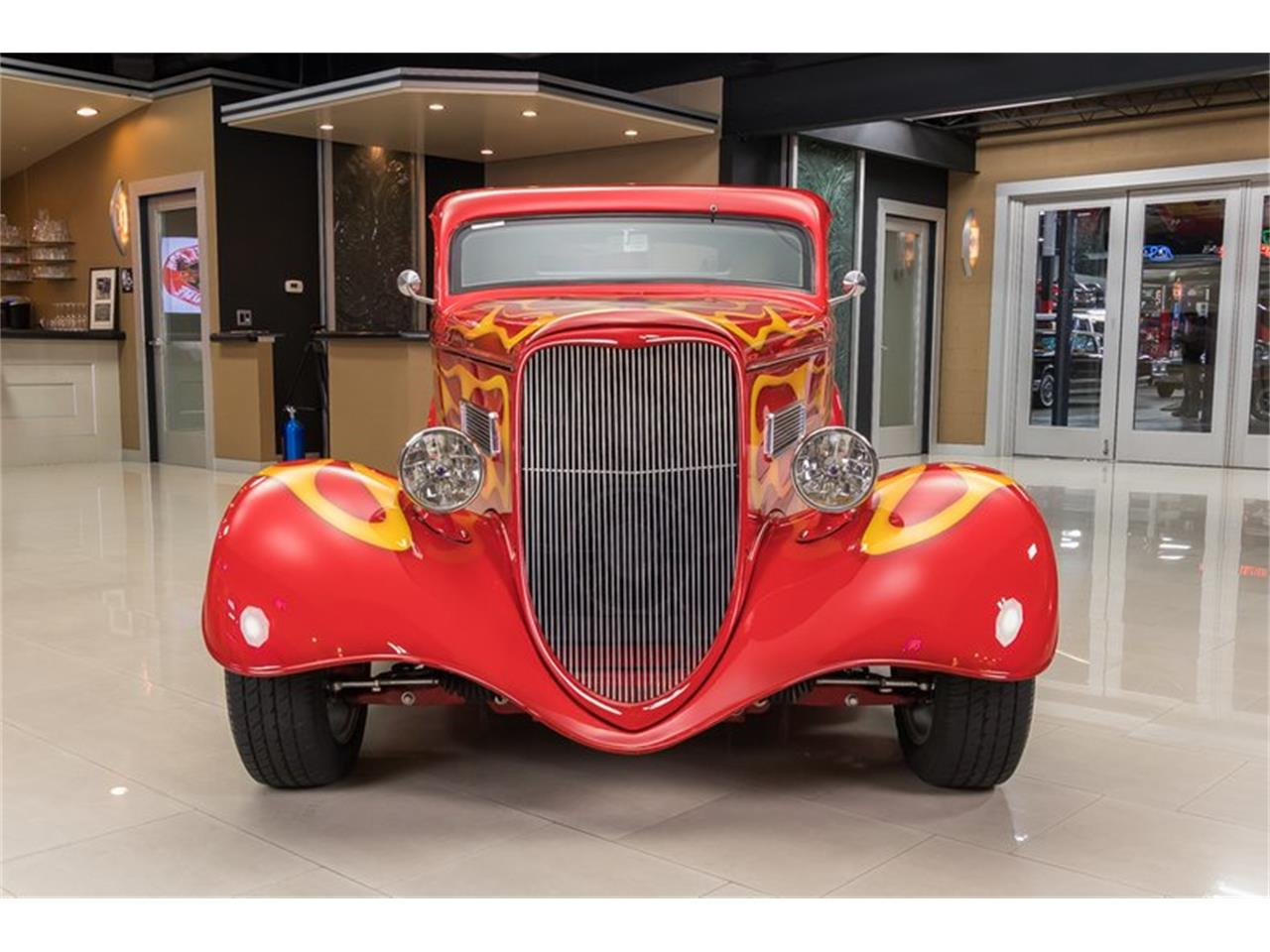 1933 Ford 3-Window Coupe for sale in Plymouth, MI – photo 3