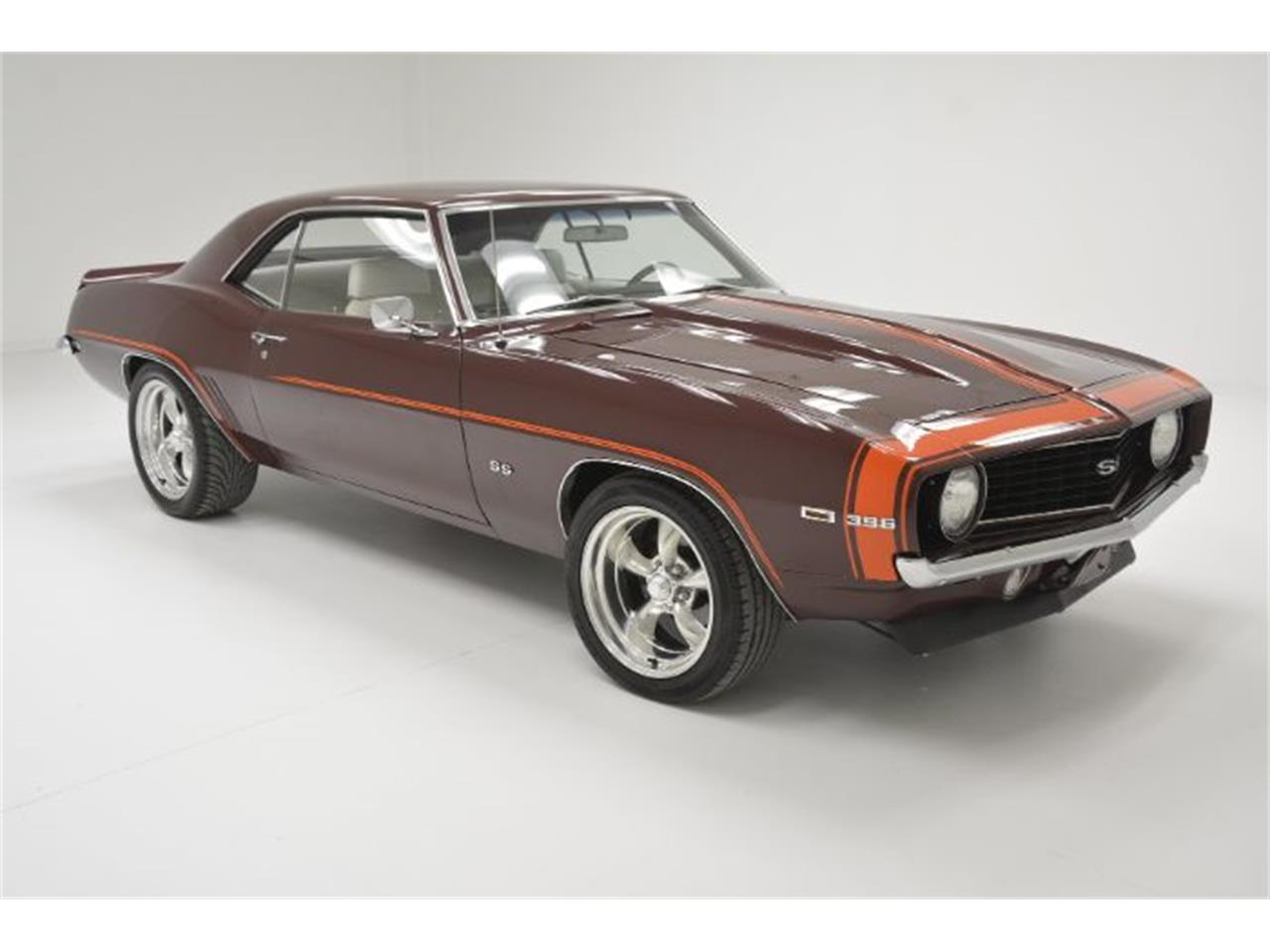 1969 Chevrolet Camaro for sale in Cadillac, MI – photo 2