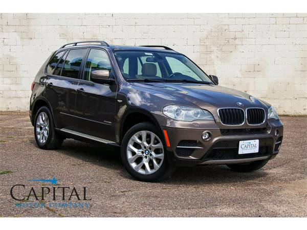 BMW 7-Passenger X5 w/Navigation! Gorgeous Color & Priced Under $15k! for sale in Eau Claire, MN