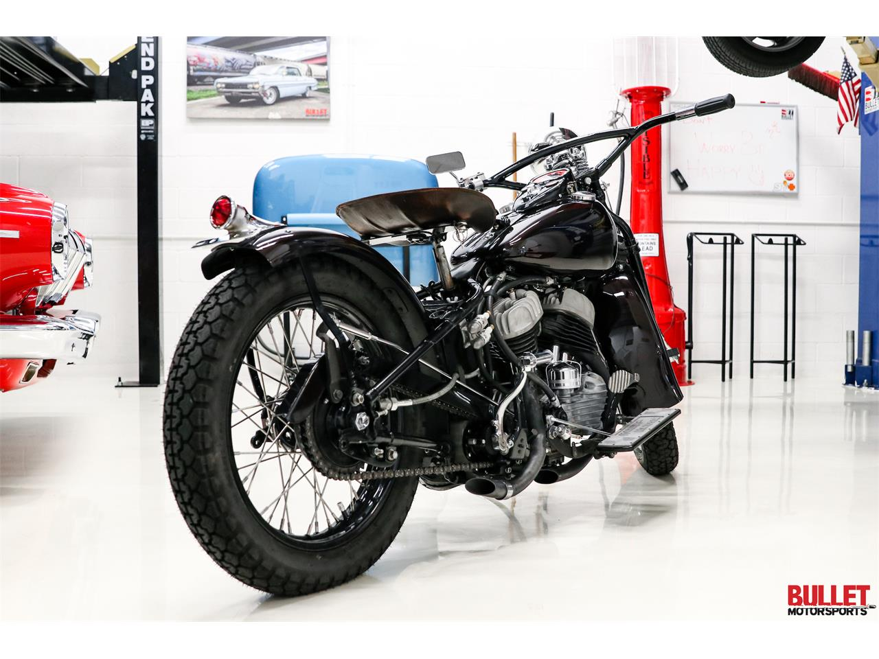 1946 Harley-Davidson Motorcycle for sale in Fort Lauderdale, FL – photo 8